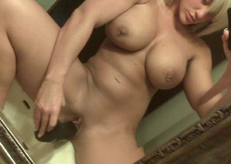 Naughty amateur orgasm
