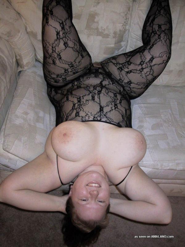 bbw lingerie Amateur
